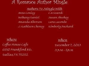 RomanceAuthorMingle
