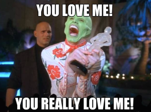YouLoveMeTheMask