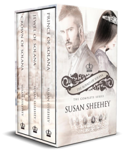 Royals of Solana: The Complete Set
